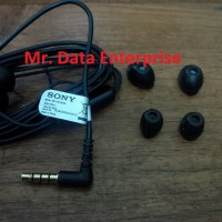 READY Headset Hedset Earphone Handsfree Sony MH-EX300 Original 100%