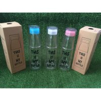 ORI A104 Botol Minum Tumblr 'THIS IS MY BOTTLE' - New Edition Water Bo
