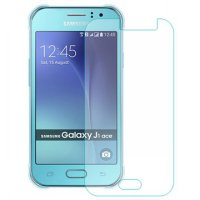 Anti Gores Kaca Tempered Glass Samsung J1 ACE CLEAR BENING HIGH QUALITY