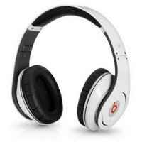 (Promo Gajian) Monster Beats by Dr. Dre Studio On Ear Headphone (White) Clear Bass