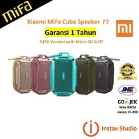 (High Quality) Xiaomi MiFa F7 Bluetooth Portable Speaker Original Garansi 12 Bulan