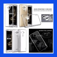Asus Zenfone 3 Deluxe ZS570KL Imak Crystal Clear Hard Case 2nd Series Casing Cover