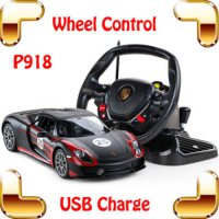 [globalbuy] New Arrival Gift Rastar P918 1/14 RC Wheel Control Drift Car Roadstar Model Ra/1645952