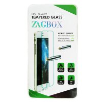 Zagbox Tempered Glass Andromax A - Clear
