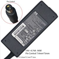 Adaptor Charger Carger Carjer Casan HP 19V - 4.7A 90W PA-1900-32HT Oem New ADLHP16