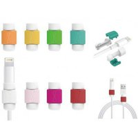 [globalbuy] Practical 2Pcs USB Charger Cable Saver Protector For iPhone 5S 6 6s Plus Phone/3013128