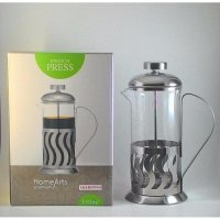 CS Akebonno French Press Coffee Maker Home Arts Premium 350 ml for 3