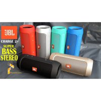 (Recommended) JBL Charge 2+ Charge 2 Portable Bluetooth Speaker ( Splash Proof )