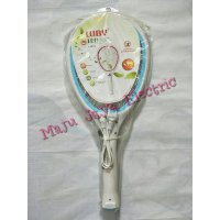 Raket Nyamuk L 3807A Electric Swatter Luby L3807A 3807 A Rechargeable Termurah08