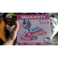 Mainan karet berenang/pelampung renang/speed boat hello kitty intex