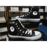 Sepatu Converse All Star Chuck Taylor Black High