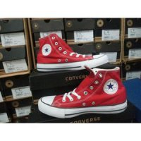 Sepatu Converse All Star Chuck Taylor Red High