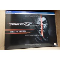 PS4 TEKKEN 7 COLLECTOR EDITION REGION 3 ASIA ENGLISH