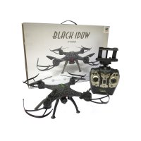 Drone RC Quadcopter FY910 With Camera 0.3MP 2.4G 4CH 4 Axis Gyro Altit