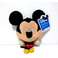 Boneka Mickey Mouse Original Disney SEGA Japan Mirror Strap