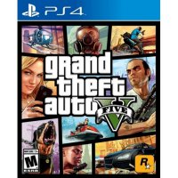 PS4 Grand Theft Auto V Region 3/Asia/English