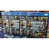 PS4 / PS 4 GTA V REG 3