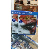 PS4 / PS 4 GOD OF WAR REMASTERED