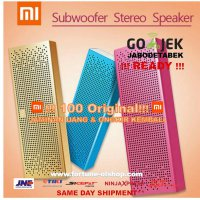 BEST Speaker Bluetooth Xiaomi Metal Box - DIJAMIN ORIGINAL