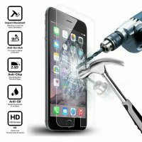 Tempered Glass Crystal Platinum Iphone 5 5G 5S 5C