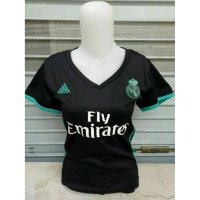 (Diskon) JERSEY LADIES REAL MADRID AWAY 2017/2018