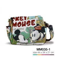 Tas selempang karpet Mickey Mouse MM035-1