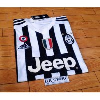 JERSEY JUVENTUS HOME 2015/2016 FULLPATCH [OFFICIAL GO]