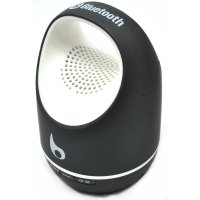 Portable Wireless Mini Bluetooth Speaker - S50C - Black
