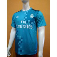 JERSEY BOLA REAL MADRID 3RD 2017/2018 GRADE ORI