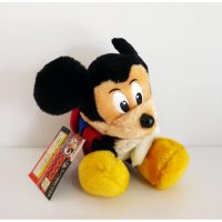 Boneka Mickey Mouse Classic Original Disney Epoch JAPAN
