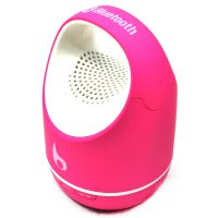 Portable Wireless Mini Bluetooth Speaker - S50C - Pink