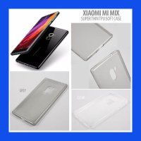 Xiaomi Mi Mix Super Thin Glossy TPU Soft Case Casing Cover