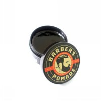 Barbers Pomade Strong Hold - Black