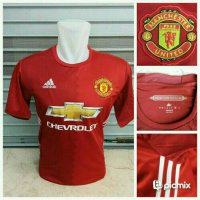 Jersey Manchester United Home 2016/17 New - Grade Ori