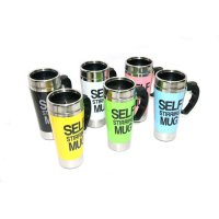 Mug Blender Besar Self Stirring Mug Big