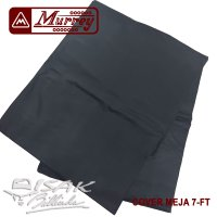 Murrey Table Cover 7-ft - Nylon - Penutup Meja 7' Pool Billiard Biliar