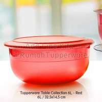 Tupperware Table Collection 6L (Activity)