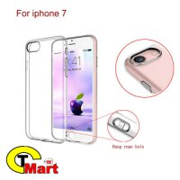 [globalbuy] Case for iPhone 7 Ultrathin Transparent TPU Cover Phone Cases mobile phone bag/3731047
