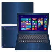 [poledit] Decalrus - ASUS Zenbook UX301LA with 13.3` Touchscreen FULL BODY BLUE Texture Br/3206813