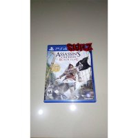 Diskon bd ps4 kaset Game ASSASSINS CREED IV black flag