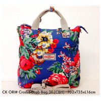 Tas Wanita Cath Kidston ORIGINAL Backpack Cross & Grab 3 in 1 CBH - 2