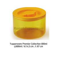 Tupperware Premier Canister 800ml (Activity October 2016)