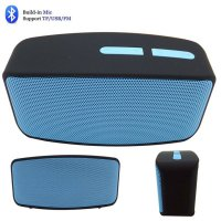 N10U Wireless Bluetooth Speaker Subwoofer Support USB & Micro SD, FM Radio