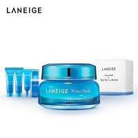 [LANEIGE] Water Bank Moisture Cream Set + Free Gift Water Bank Trial Kit - 279020124