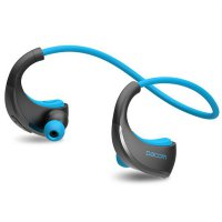 Dacom Armor Sport Bluetooth Earphone with Microphone - Blue