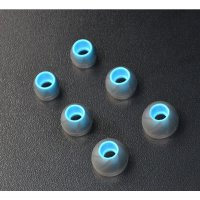 Universal Earbuds Silicone Gel Tip Case 3 Size