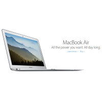 Apple Macbook Air 11 MJVM2 - I5 - RAM 4GB - 128GB SSD - 11 Inch