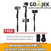 Terpopuler Tongsis Monopod Attanta SMP-22 For Action Cam Xiaomi Yi Gopro Brica