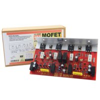 LIMITED BELL Mofet-400 2x200W Mosfet Power Amplifier dg Speaker Protector