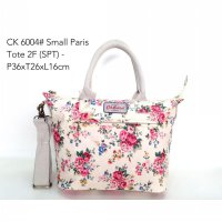 Tas Import Wanita Fashion CK Small Paris Tote 2F SPT 6004 - 4